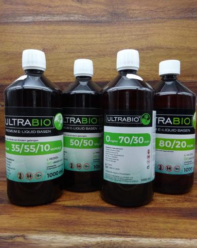 UltraBio VPG vorgemischte Grundbasen