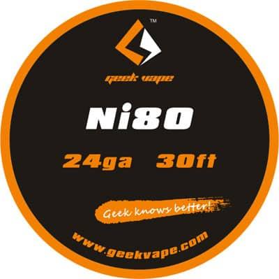 Geek Vape Ni80 Wire