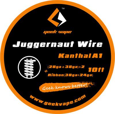 Geek Vape Juggernaut Wire, Kanthal A1