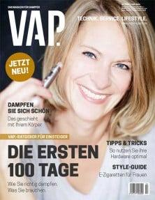 VAP. Das Magazin für Dampfer