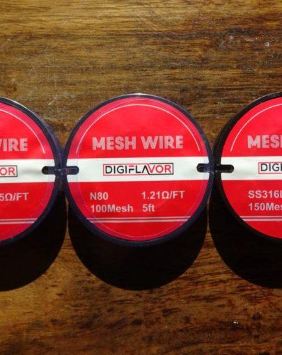Digiflavor Mesh Wire
