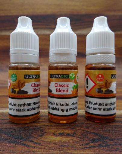 Classic Blend Tabakliquid von Ultrabio