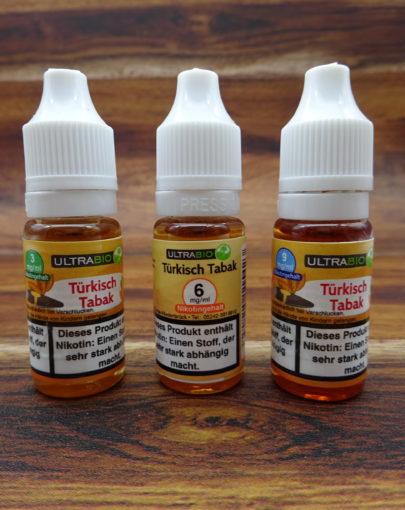 Türkisch Tabak Liquid von Ultrabio