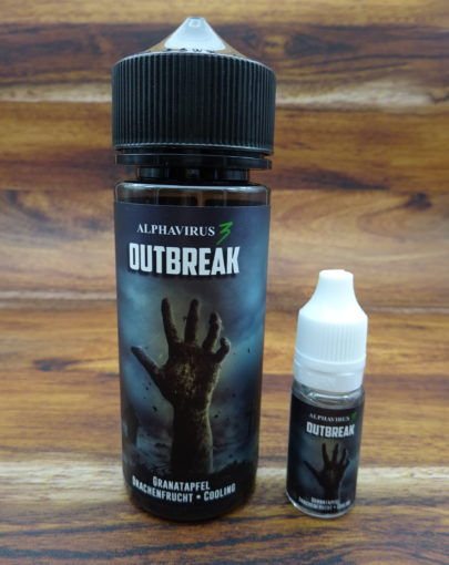Outbreak Alphavirus-3 von Ultrabio-Urbanjuice