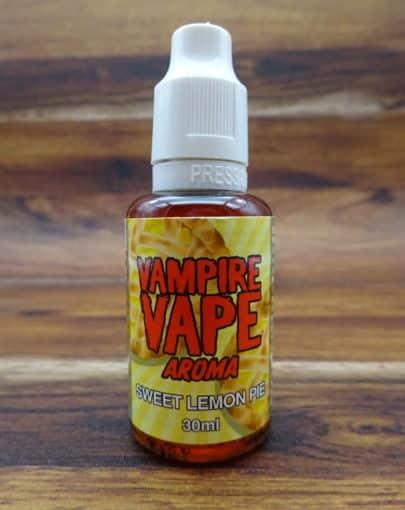 VampireVape Sweet Lemon Pie Aroma