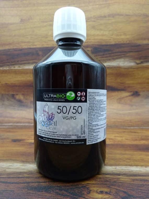 Crystal Clear Ultrabio nikotinfreie Premiumbase