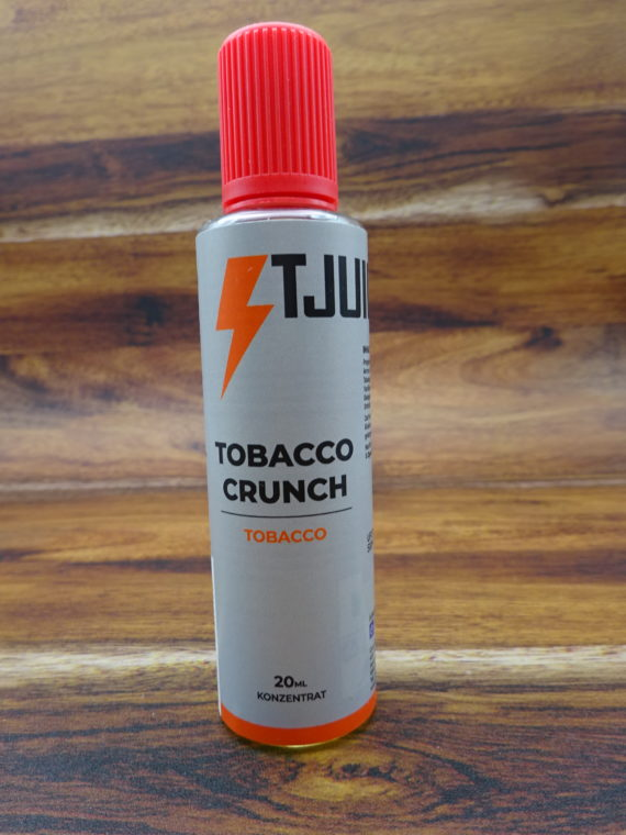 Tobacco Crunch Tabakaroma von T-Juice